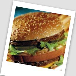 The Big Mac Index Burger